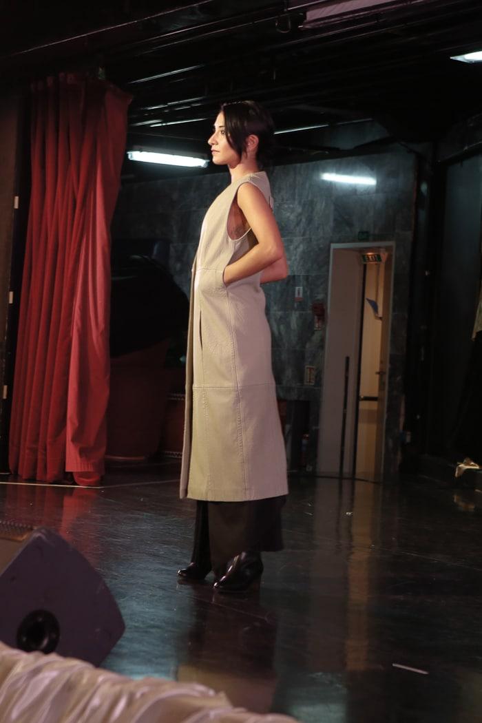 Hannah Gerry in Behno. Photo credit: Brian Park