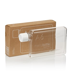 Perfect for their briefcase or purse, it's a perfect gateway bottle to eco living.
