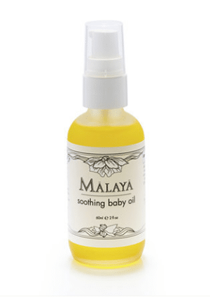 This organic baby oil is meant for giving your baby a bonding massage.