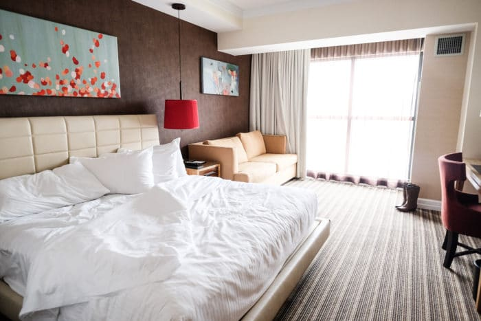 Eco-friendly sustainable hotel Nashville Hutton Hotel