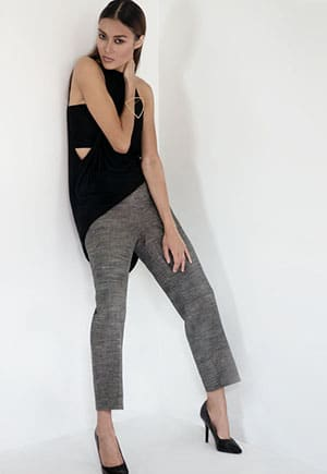Susana Colina separate // made in Brooklyn of sustainable fabrics