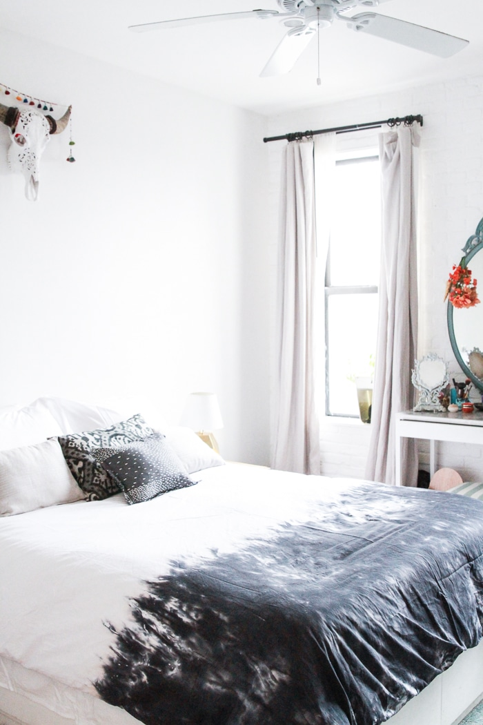 Cool unisex sheets made in Brooklyn
