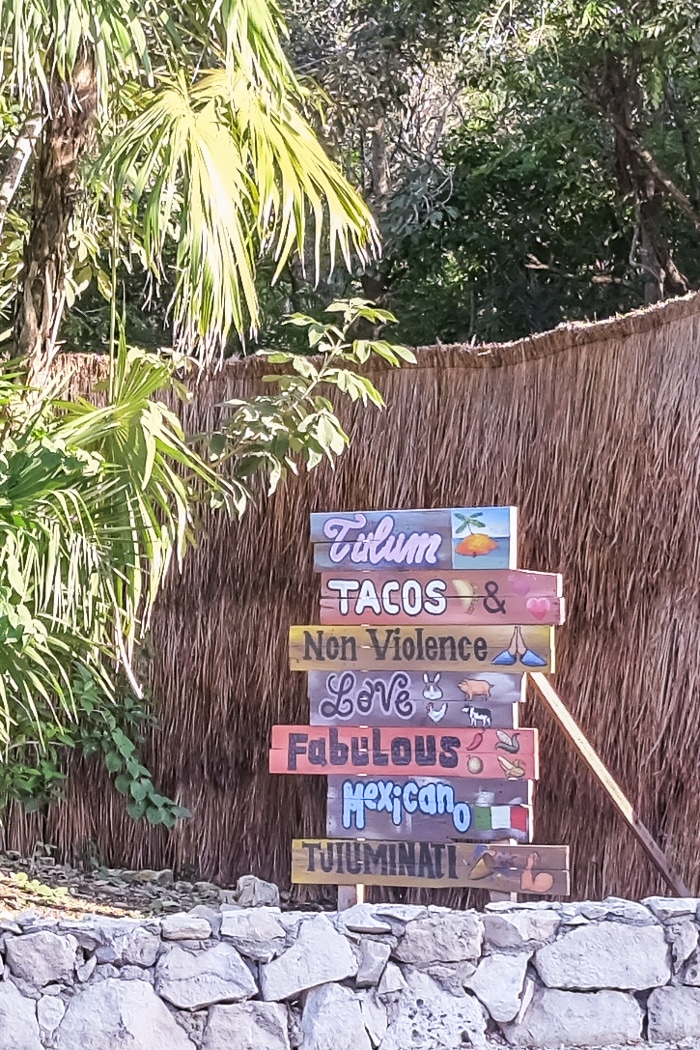 Tulum greenwashing