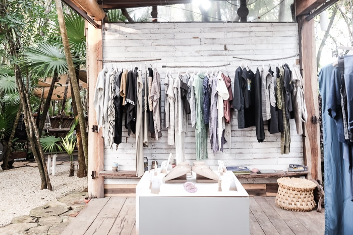 Carla Fernandez Tulum eco-friendly clothing