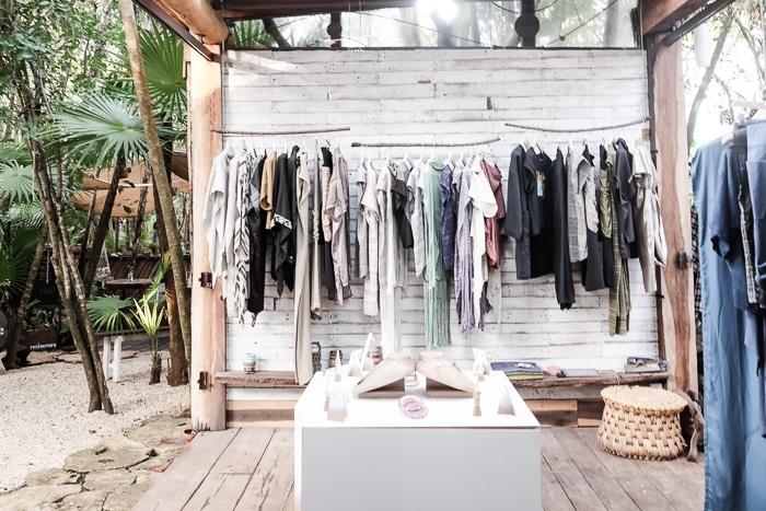 Carla Fernandez Tulum eco-friendly clothing