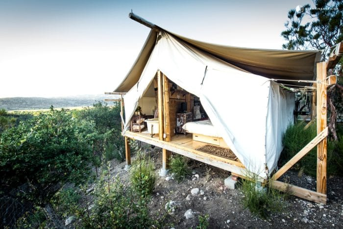 This site is like Airbnb for camping!