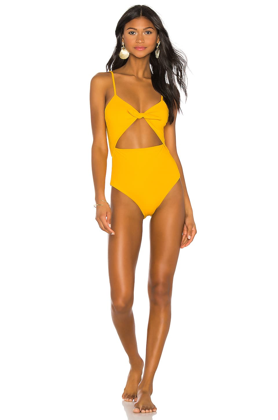 8c5e859e2b249 Made in the USA of Italian recycled polyester/spandex fabric, these bathing  suits have SPF50 built into their colorful, patterned fabrics.