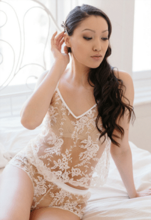 7a6ba0875 The 7 Types of Sustainable Wedding Lingerie a Conscious Bride Needs ...