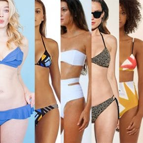 The 13 Sexiest, Sustainable Bathing Suit Brands