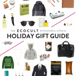 The Complete Sustainable, Ethical Holiday Gift Guide For Everyone On Your List!