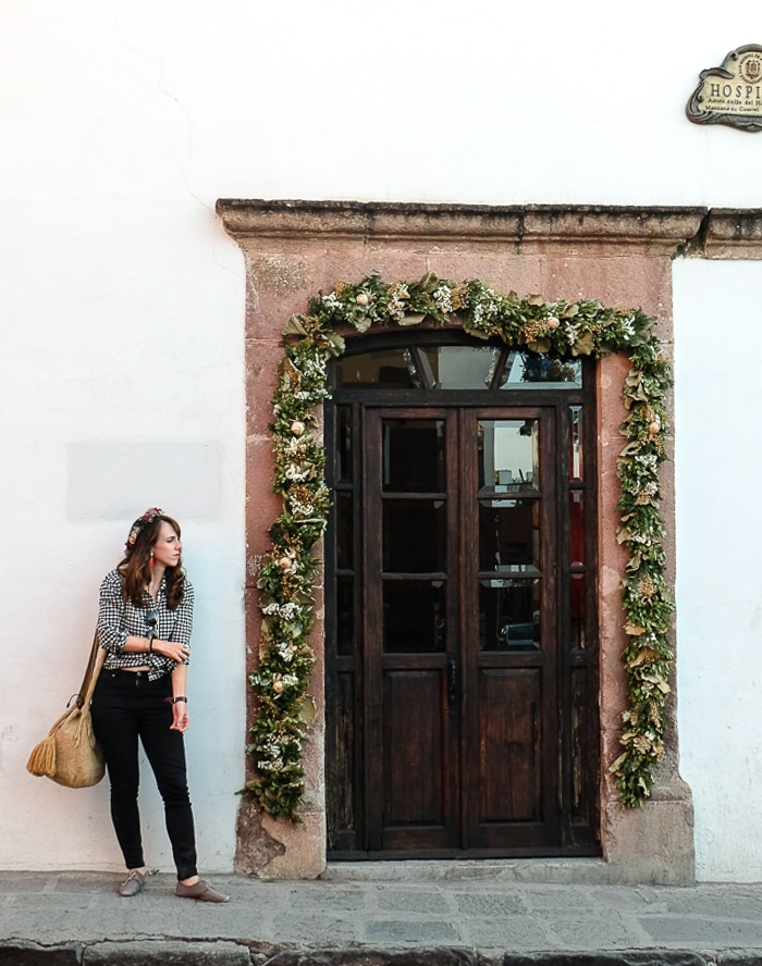the perfect packing list for winter in mexico city and san miguel de