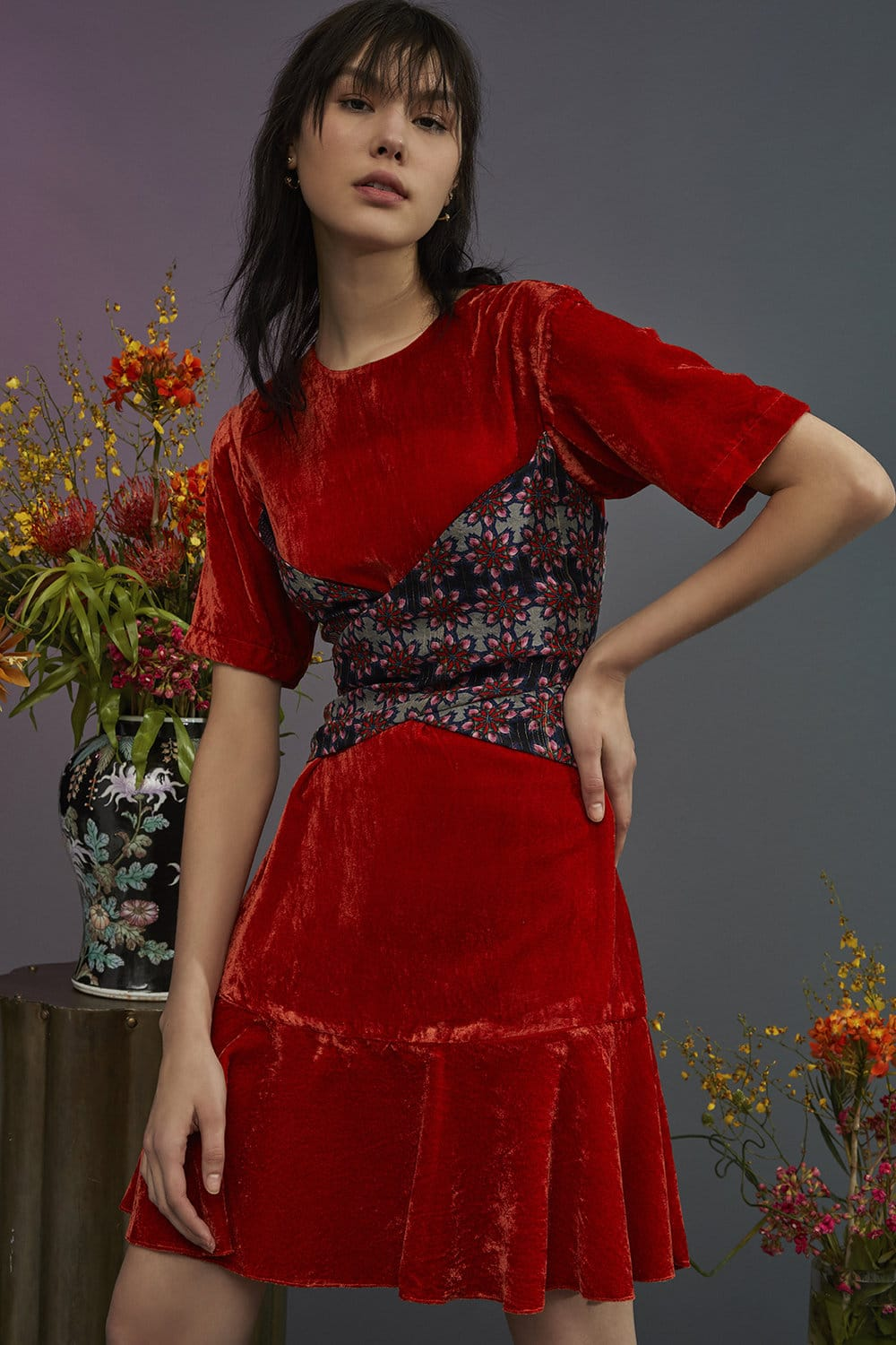 4c77c36c8770 Roopa s pieces are designed in the US and ethically made by hand in Nepal.  They use fabrics and colors that are inspired by culture and use  traditional ...