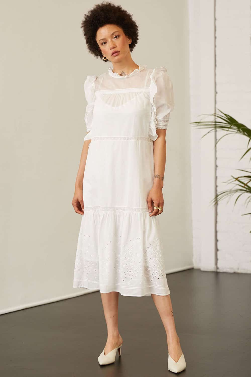 11ad714f8d61 The Most Beautiful Eco-Friendly and Ethical Dresses for Cocktail ...