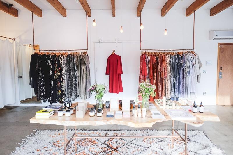 Christy Dawn eco fashion dresses Los Angeles