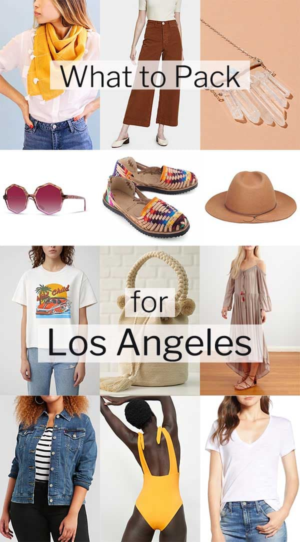2d5e4ae5527f The post Your Perfect (Sustainable) Women s Packing List for Los Angeles  appeared first on Ecocult.