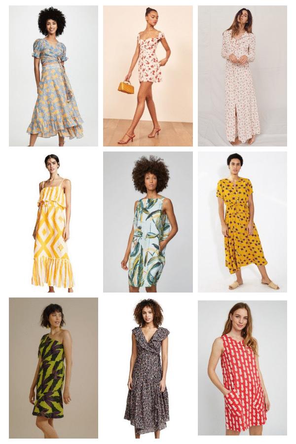 Lovely Selection of Summer Dresses Fair Trade