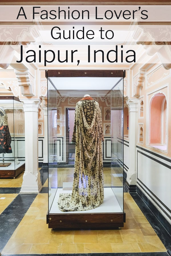 A Sustainable Fashion Lover S Guide To Jaipur India Ecocult