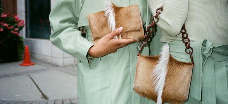 Womens Handbags All-over Printed Purses Satchel Shoulder Bag with Zipper Wallet