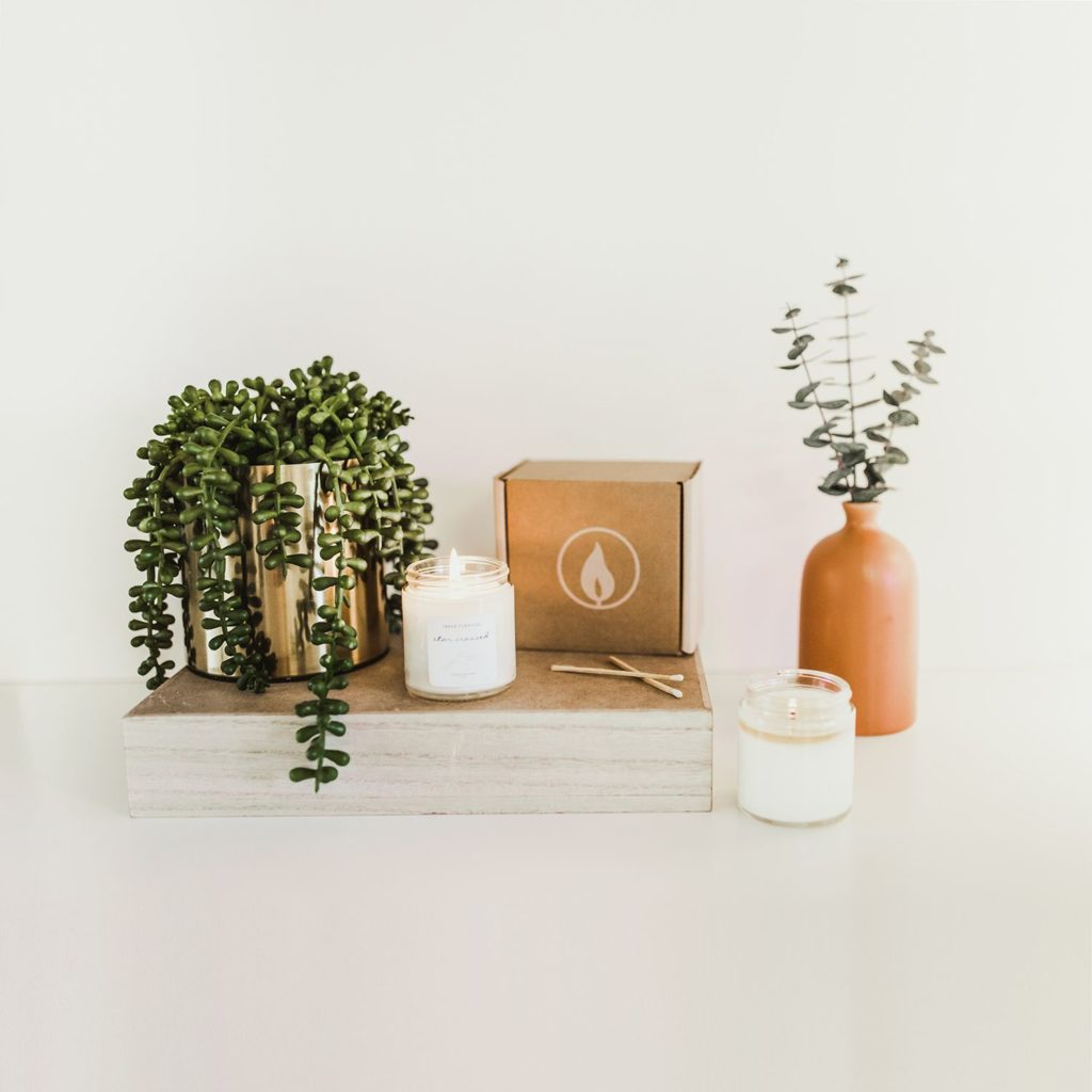 Vellabox ethical candles corporate gifting