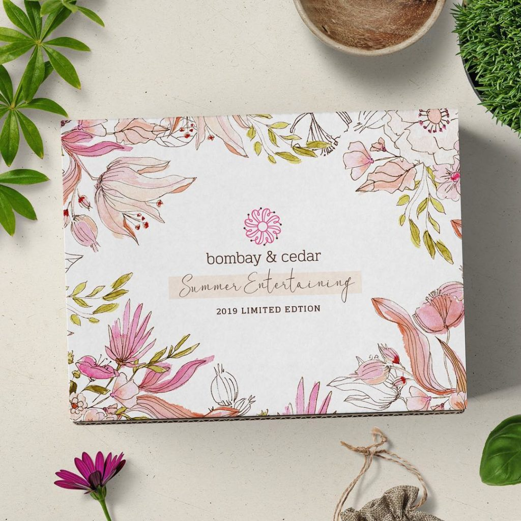 Bombay and Cedar corporate gifting wellness lifestyle