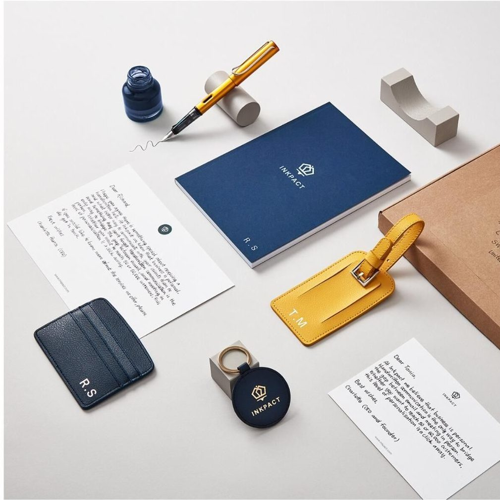 inkpact ethical marketing corporate gifting