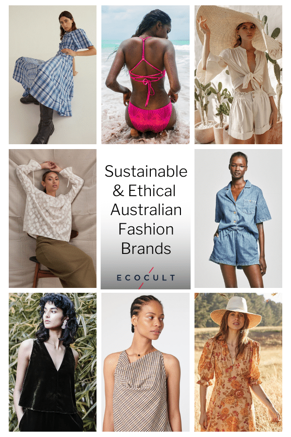 sustainable fashion brands from australia