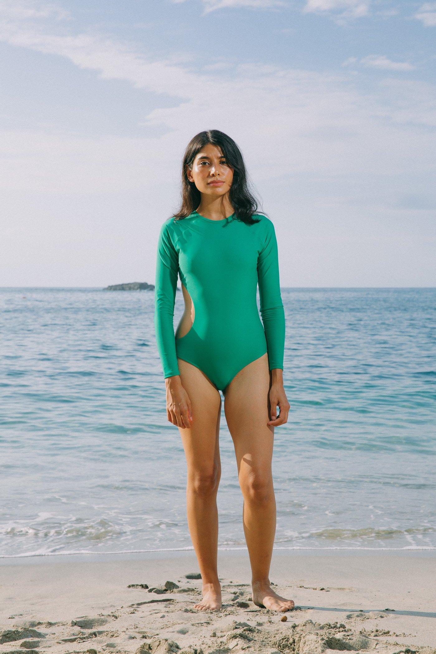 MIGA swimwear sustainable adaptive fashion