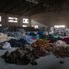 degrowth fashion industry textile waste landfill